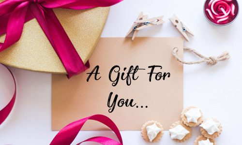 gift card present for birthday