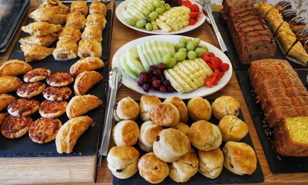 corporate lunches, bridal showers, events, baby showers, birthdays, weddings