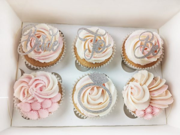 Bridal Shower/hen party cupcakes in Hertfordshire/St Albans