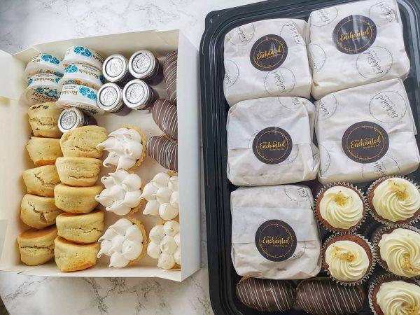 Afternoon Teas cakes sandwiches scones St Albans Hertfordshire